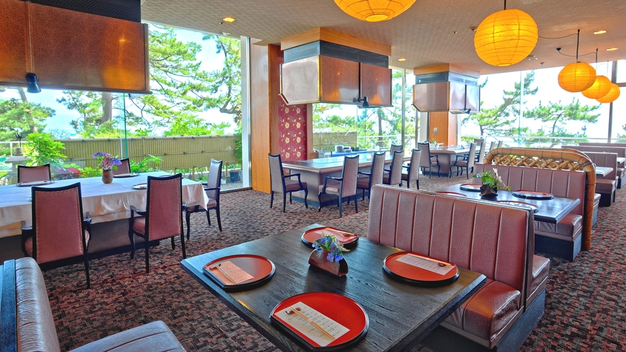 和食レストラン 【瀬戸の磯】