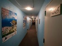 館内の様子(2階)小樽・積丹エリア