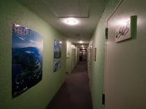 館内の様子(3階)知床エリア