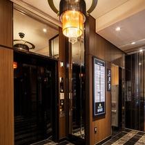 セキュリティエレベーター