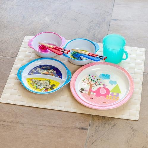 ◆ エリライ貸出備品他 (お子様用食器類)