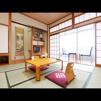 静かな時が流れるシンプル和室(6〜8畳)