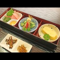地産の料理6