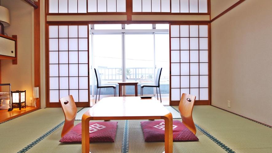 シンプル和室