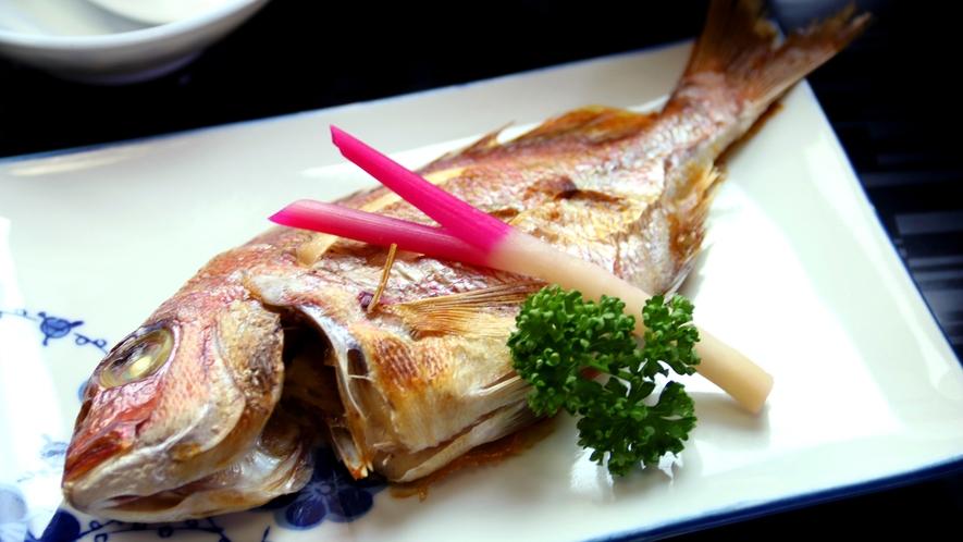 会席料理一品◆焼き魚