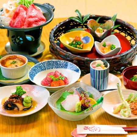 お料理全品)その日の仕入れによって異なる地元食材を彩鮮やかに調理致します。