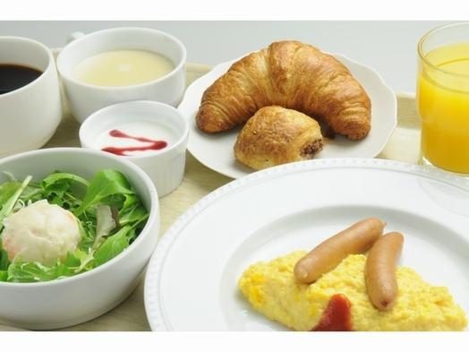 【WEB予約限定】バリュープラン♪ (洋朝食付)