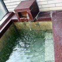 ①伊東温泉 大小の内湯2か所
