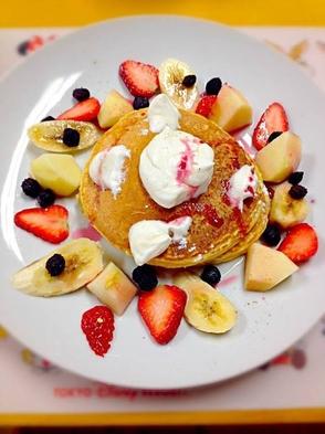 朝はゆったり朝食付きプラン【幼児添い寝無料】