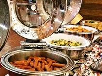 【朝食】朝食ブッフェ