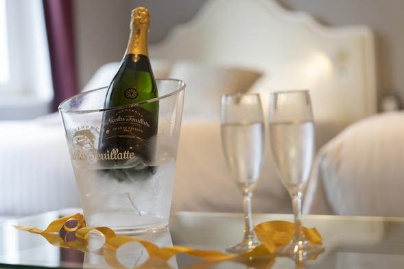 【首都圏☆おすすめ】記念日利用☆カップル・18時から翌12時 シャンパン・あめやえいたろう・朝食付