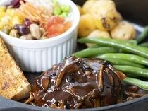 ハンバーグステーキ 150g
