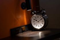 客室備品 目覚まし時計