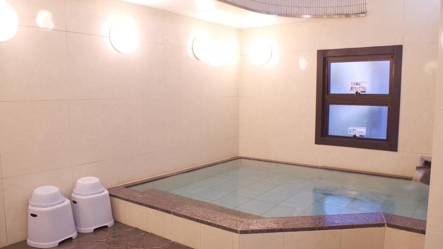 *【大浴場(男湯)】温泉ではございませんが、ゆっくりお入りいただけます♪
