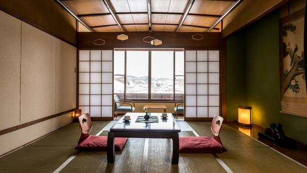 ※禁煙※【山水荘/和室】10畳+広縁(レトロな雰囲気の部屋)