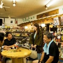 【小野川温泉街/グルメ】小野川温泉の地元民と話をしてみては?