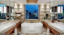 デラックススイート 浴室