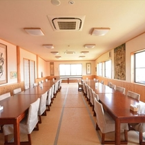 <レストラン>和会場