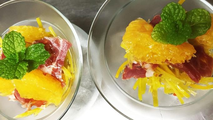 <1泊2食付き>【沖縄食材のディナーコース付きプラン】*部屋食もできます
