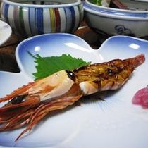 *【夕食一例】食材の旨みがたっぷりと詰まった逸品。