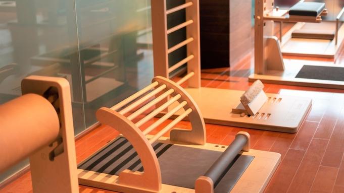 【整える×鍛える×楽しむ】フィットネススタジオ&岩盤浴利用券付き/北海道ヘルシービュッフェ