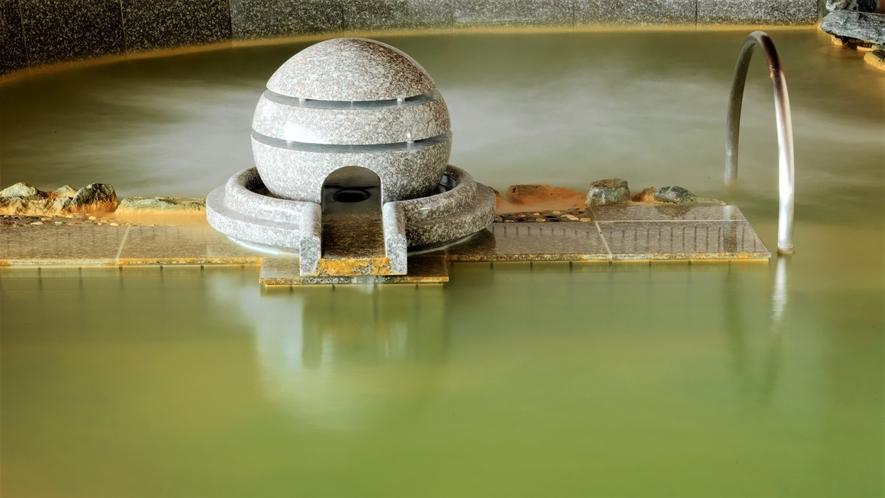 【3F女性大浴場「マッネシリ」】温泉やサウナでゆっくりとお楽しみくださいませ。