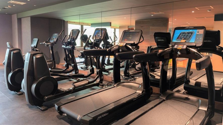 【フィットネススタジオ「MOBI FIT STAND」】旅先での適度な運動でリフレッシュ!