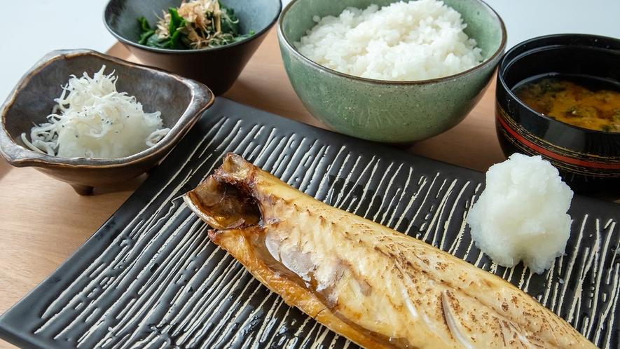【選べる朝食】漁師町の和朝食or洋朝食