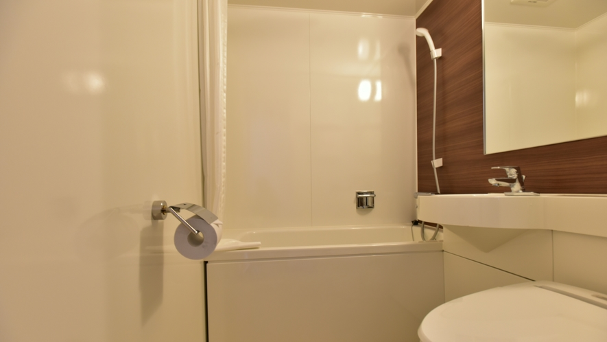 【全室20平米以上でゆったり♪】バスルームもリニューアル!