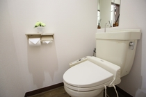 別館 ツインルーム トイレ