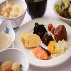 【朝食】30種類以上の和洋バイキング(7:00~9:30)