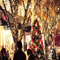 クリスマスイルミネーション特別プラン