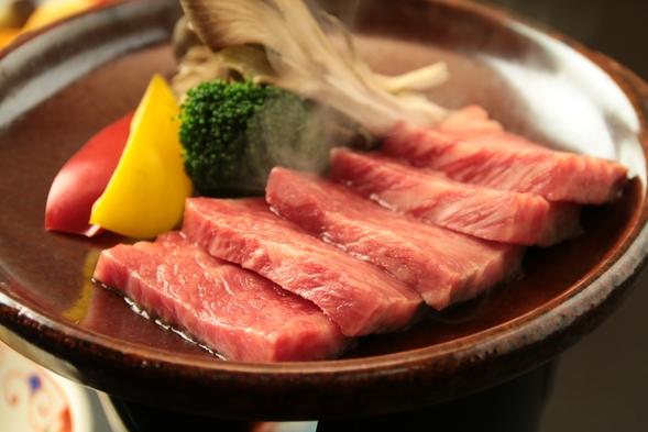 ☆ 信州牛の陶板焼 プラン ☆