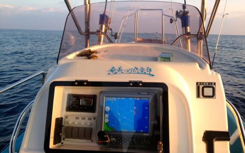 船レーダー