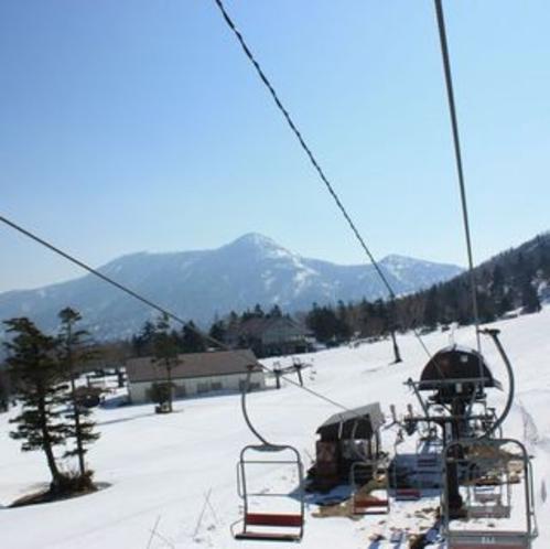寺小屋スキー場