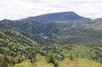 東館山山頂の眺め
