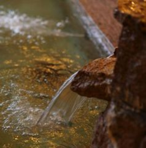単純硫化水素泉の温泉