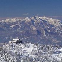 東館山山頂