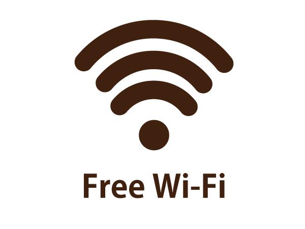 然然フロアーは無料Wi−Fi対応