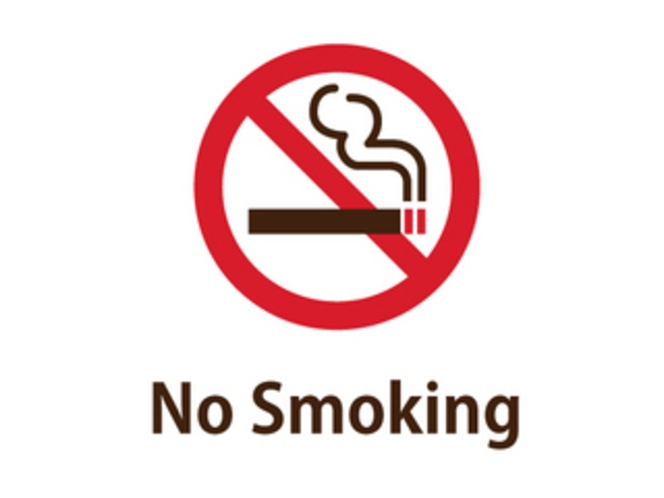 然然フロアーは全面禁煙となります