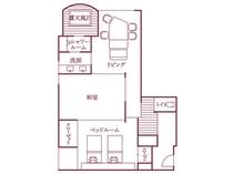 地Bタイプ(541号室・79平米)/間取り図