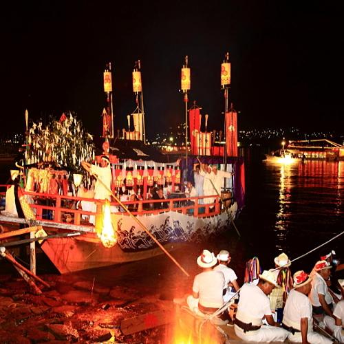 ■厳島神社・管絃祭