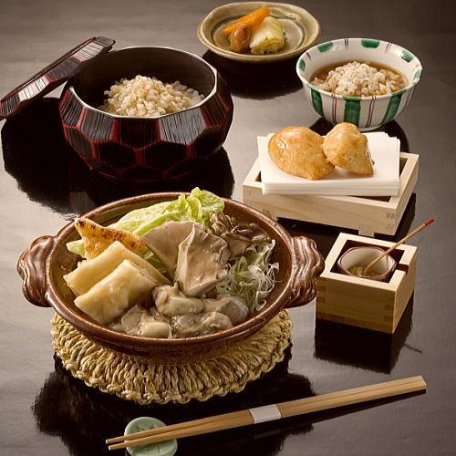 ■ご昼食イメージ(献上鍋御膳)