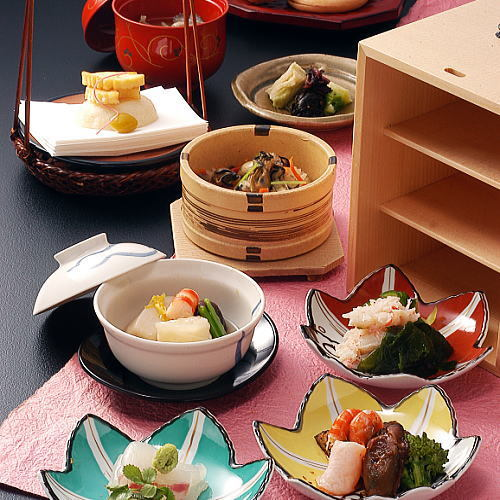 ■ご昼食イメージ(会席弁当)