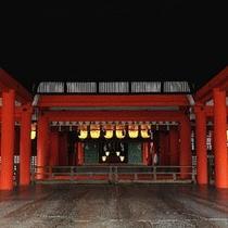 ■厳島神社 祓殿