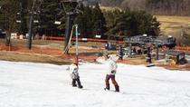 *ゲレンデの風景/スキーもスノーボードも思いっきり楽しもう!c
