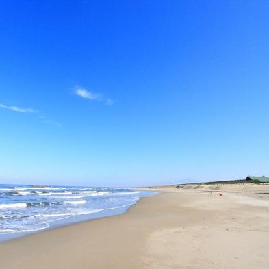【期間限定】日本海の海の幸と源泉かけ流しの温泉で癒されよう♪1泊2食付