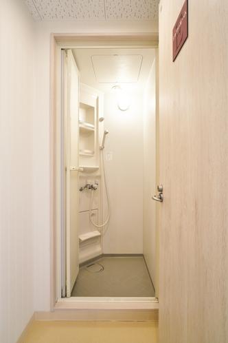 シャワー室  新