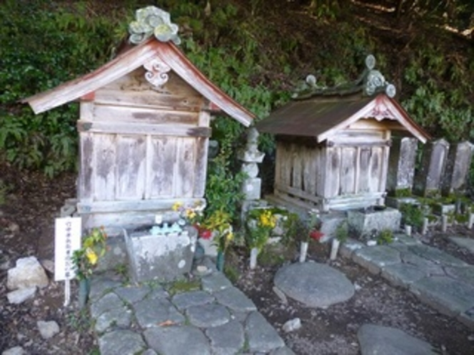 竹中半兵衛のお墓