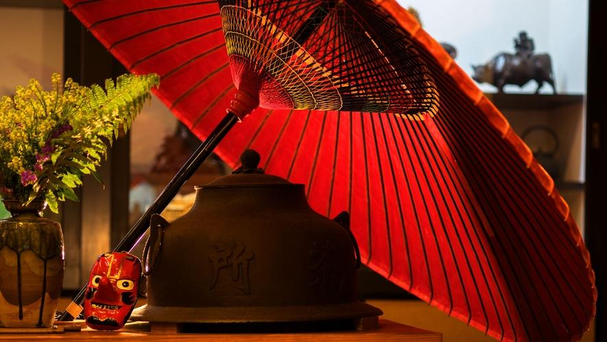*館内/日本の素晴らしさを改めて感じる時間を